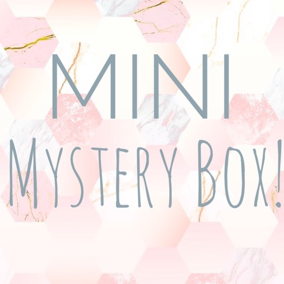 MINI Mystery Box Bundle 3 items